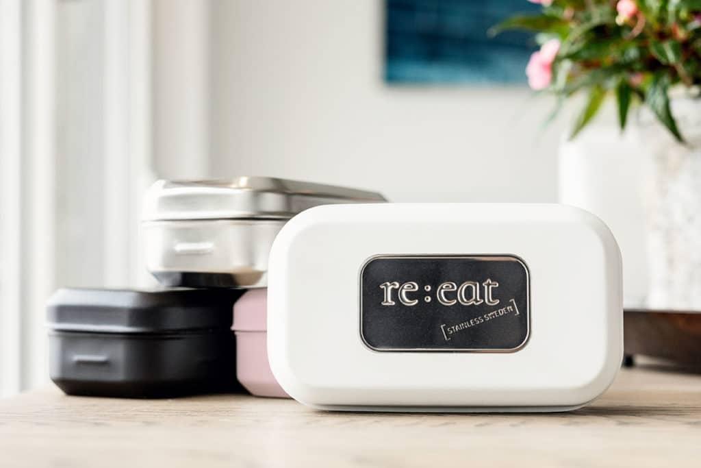 Reeat klimatlådan matlådan ät smart premium not plastic huvudbild 1