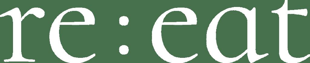 reeat logo white